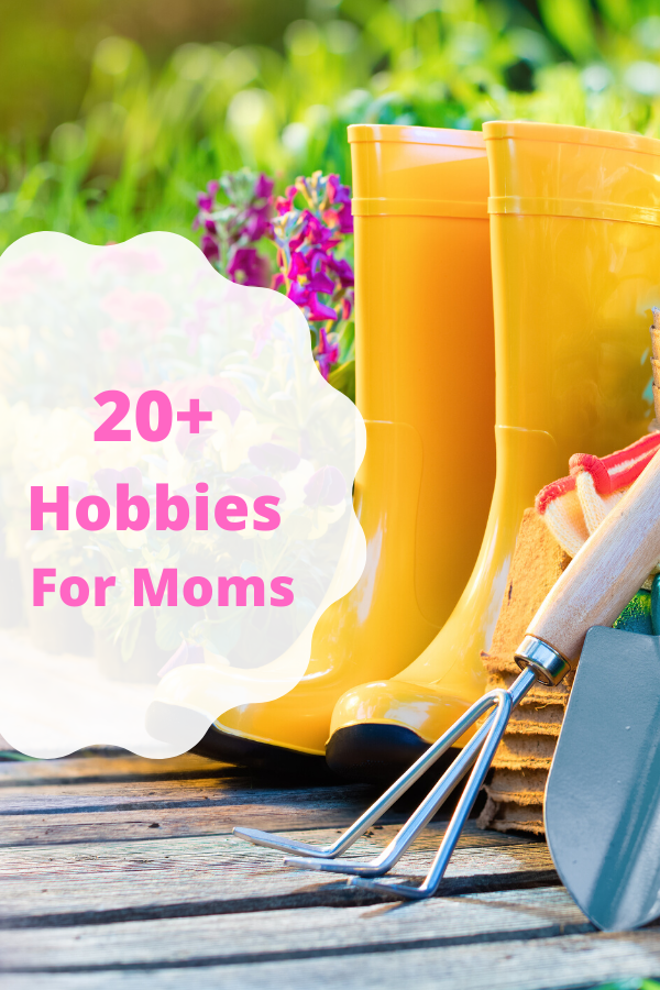 Take time out for yourself with these hobbies for stay at home moms. Even one hour a week doing those things that focus on you, will leave your refreshed and ready to tackle your mom duties.