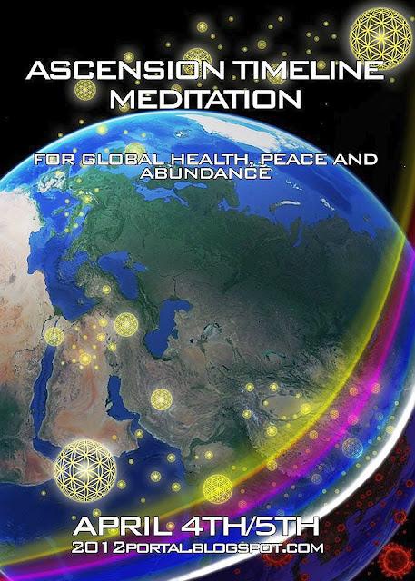 Ascension Timeline / End of Coronavirus Meditation on April 5th at 2:45 AM UTC