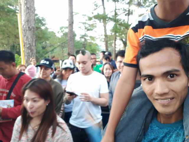 Angel Locsin Was Spotted By Fans In The 'City of Pines'!