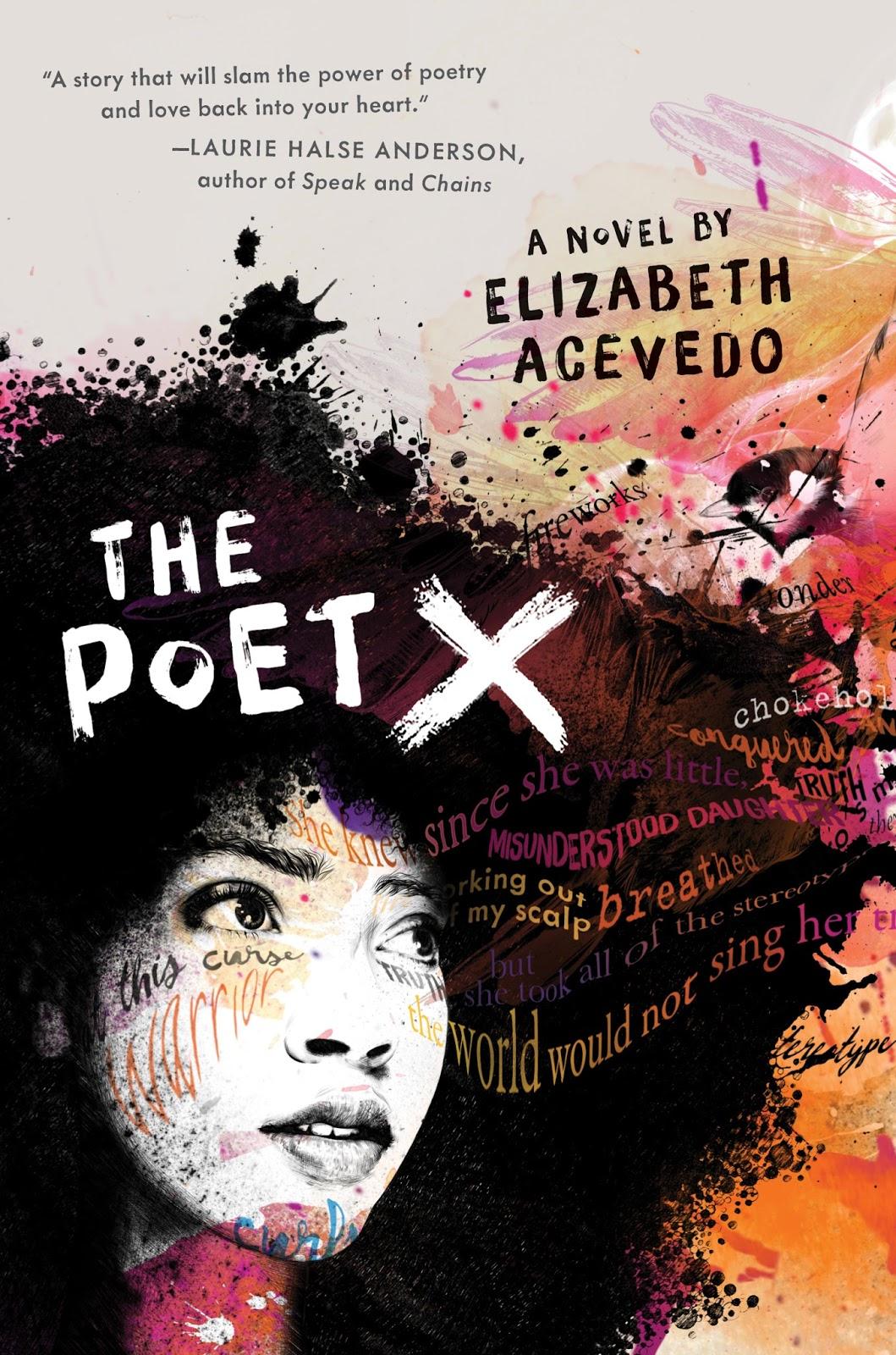 LibrisNotes: The Poet X by Elizabeth Acevedo