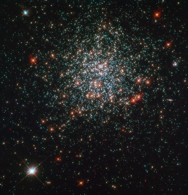 aglomerado de estrelas NGC 2203