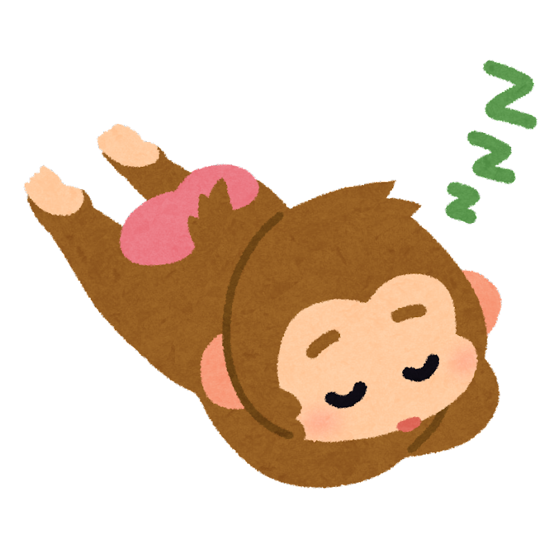 「うつ伏せ 睡眠イラスト」の画像検索結果