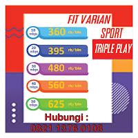 Paket Indihome Fit Varian Sport