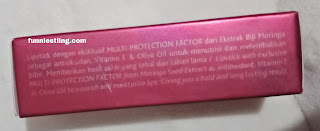 keterangan mustika ratu beauty queen bold and nourishing lipstick
