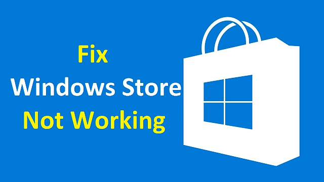 How to Fix Windows Store not working