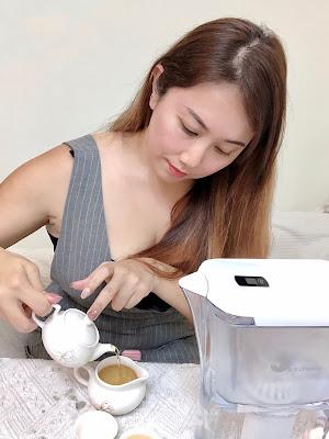 意恩活水壺泡茶專用濾水壺推薦