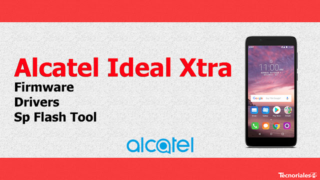 Alcatel OneTouch Ideal Xtra 5059R firmware