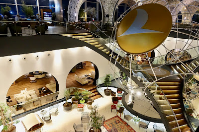 Airline Lounge Istanbul