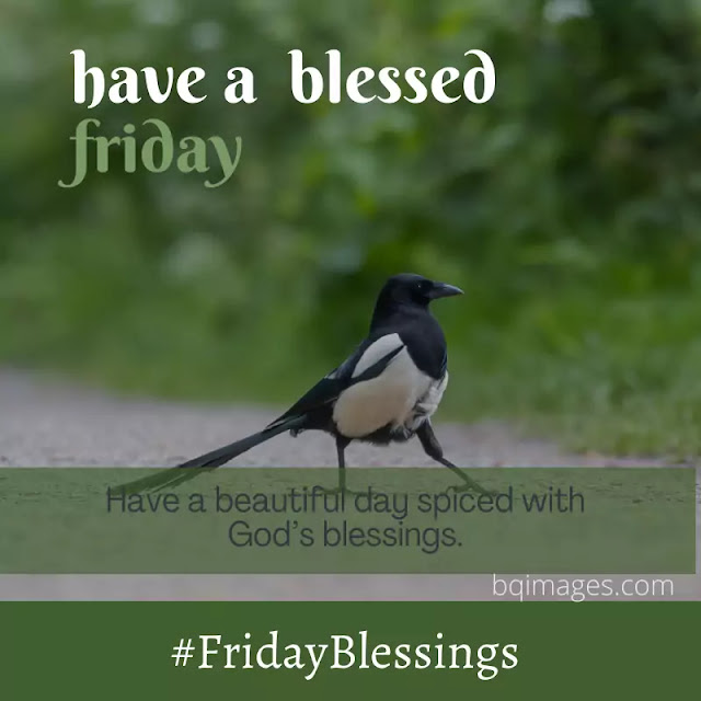 happy friday blessings images