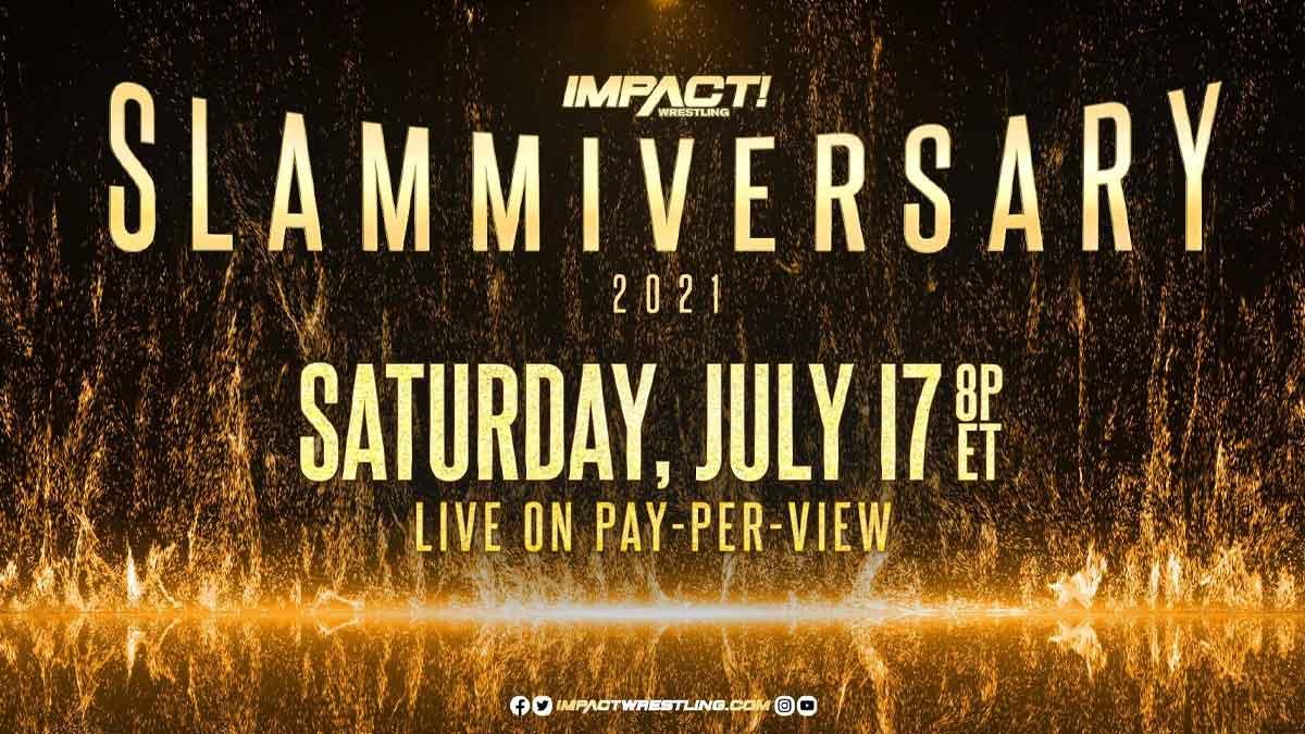 IMPACT Slammiversary 2021: Moose no evento!