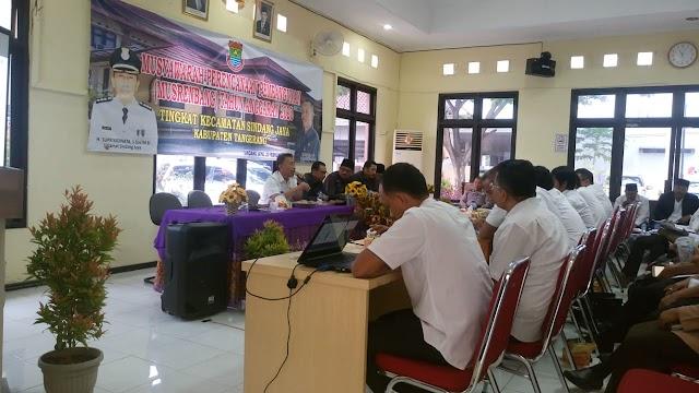 Musrenbang Kecamatan Sindang Jaya Wujudkan Kemandirian Ekonomi