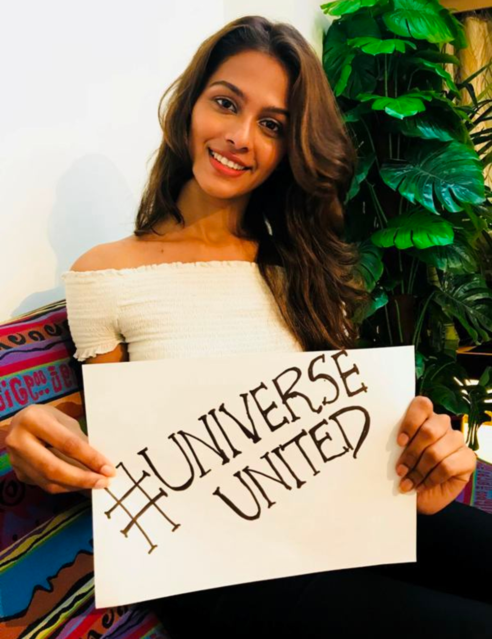#UniverseUnited: Adline Talks About How We Are All United While We Are Apart!