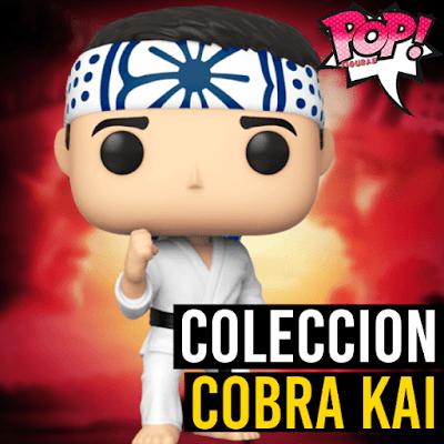 Lista de figuras Funko POP Cobra Kai