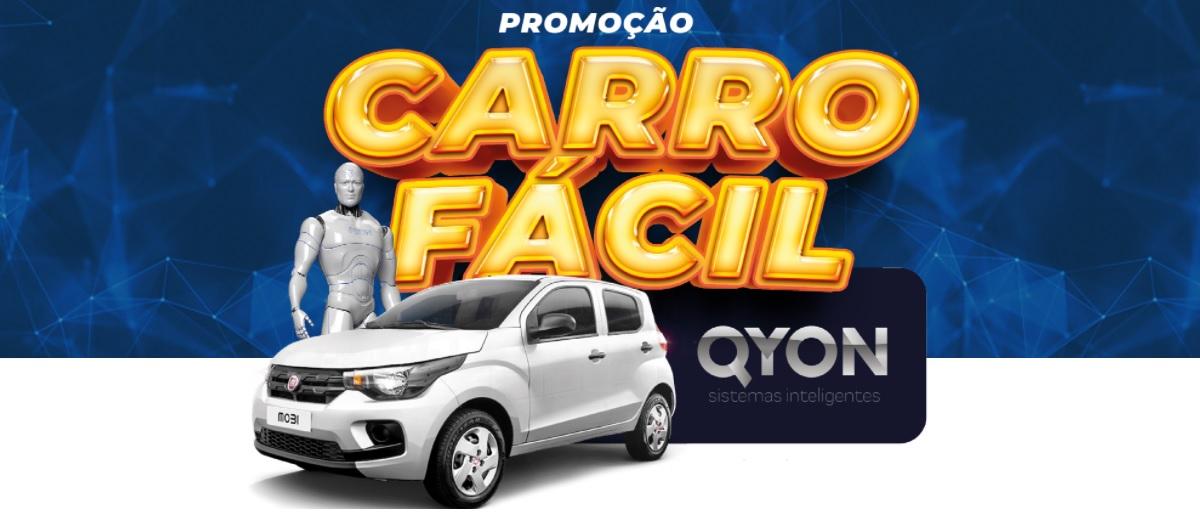 Promoção Qyon 2021 Carro Fácil Concorra Carro 0KM