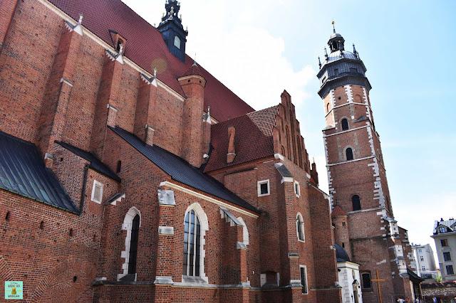 Iglesia del Corpus Christi, Cracovia