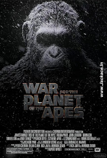 War For The Planet Of The Apes First Look Poster