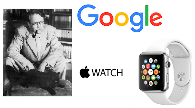 A Detective Writer Predicted The Google Search Engine And Apple Watch