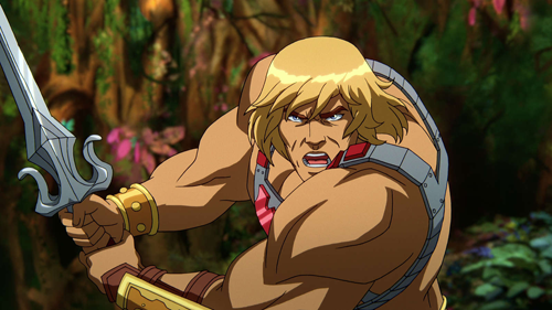 Netflix's Masters of the Universe first look