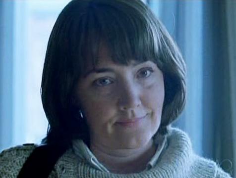 Anna-Maria Mella (Lena B. Eriksson) en Aurora boreal - Cine de Escritor
