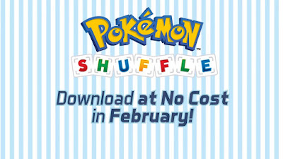 Pokémon Shuffle No Cost Free to Play F2P