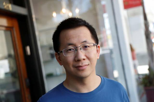 Zhang Yiming Penemu TikTok