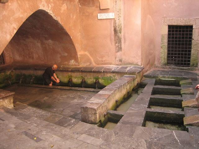 Fuente Lavadero islámico-normanda de Cefalù