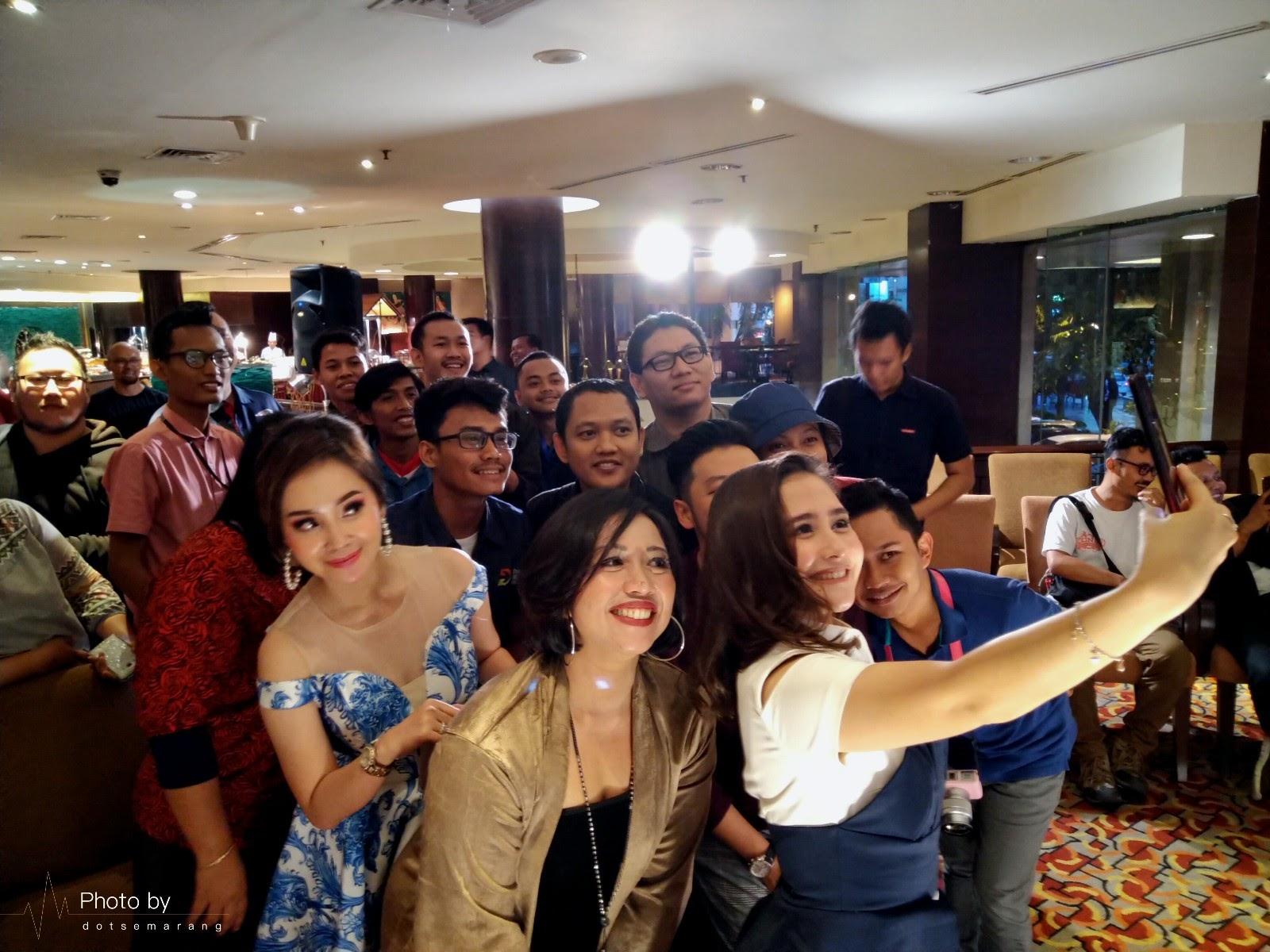 [#IGTV] Lebih Dekat Dengan Prilly Latuconsia di Semarang