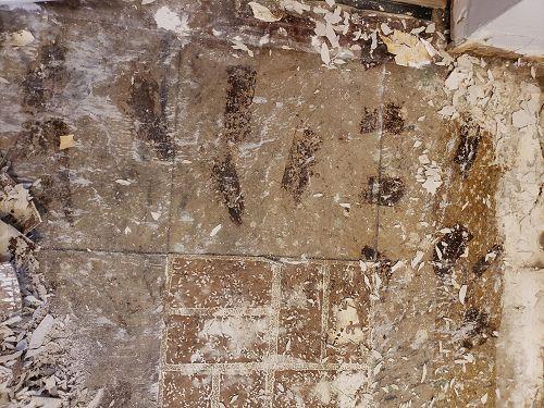 Asbestos in Old Homes
