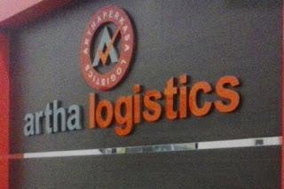 Lowongan Kerja Arthaperkasa Logistics
