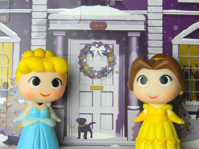 Mystery Mini Funko Belle Beauty and the Beast Cinderella Disney