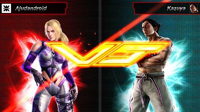 Tekken Card Tournament a luta em forma de cartas 5