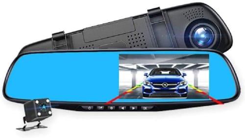Trosetry Spare Camera 1080p Mirror Dash Cam