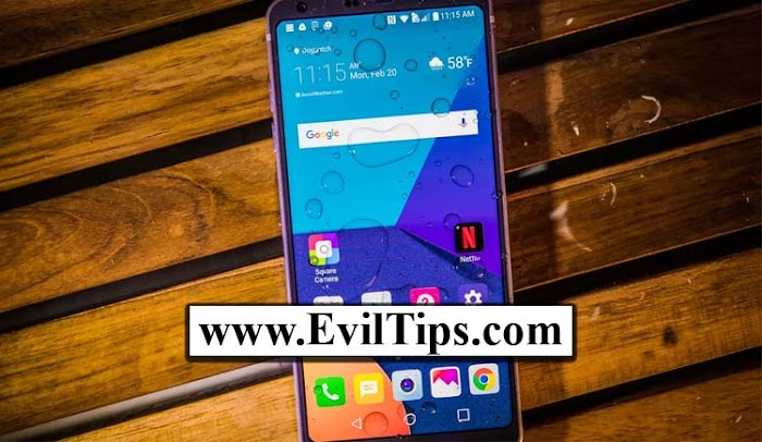 How To Factory Reset LG G6