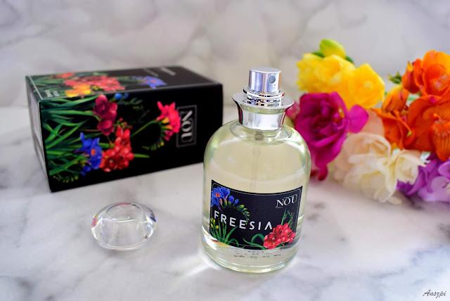 kwiatowe perfumy