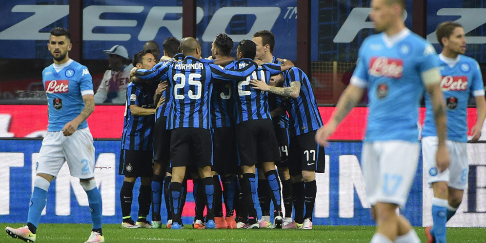 مباراة انتر ميلان ونابولي  26-12-2018 الدوري الايطالي