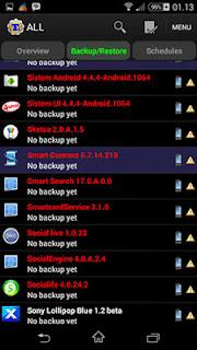 Titanium Backup Pro v7.5.0 Apk