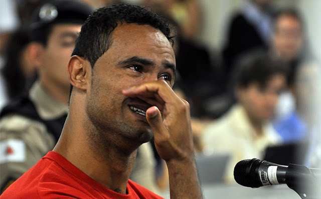 Após cumprir sua prisão, Goleiro Bruno negocia com Guajará e poderá jogar em Rondônia com salário de R$ 6 mil reais