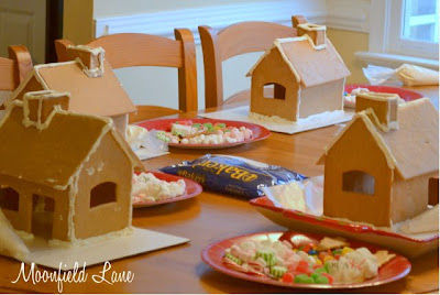 Gingerbread House Party (Kids' Party Idea)