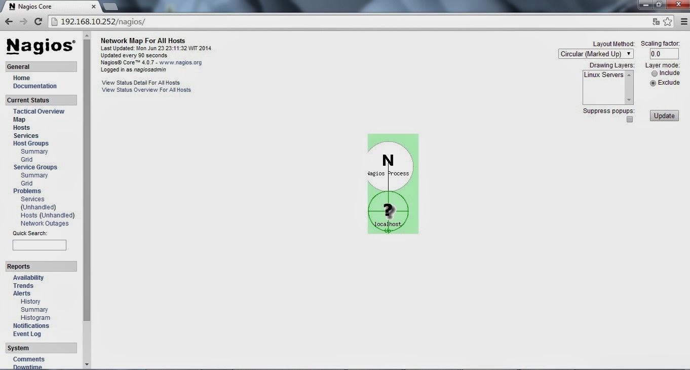 Cara Install Nagios di Ubuntu Server 12.04