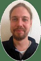 Portrait Computer Doktor Samuel Schmid