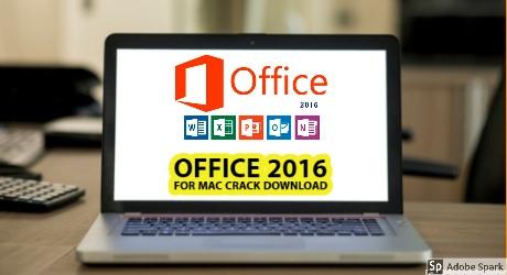 Microsoft Office 2016 v16.16 For Mac Crack Free Download