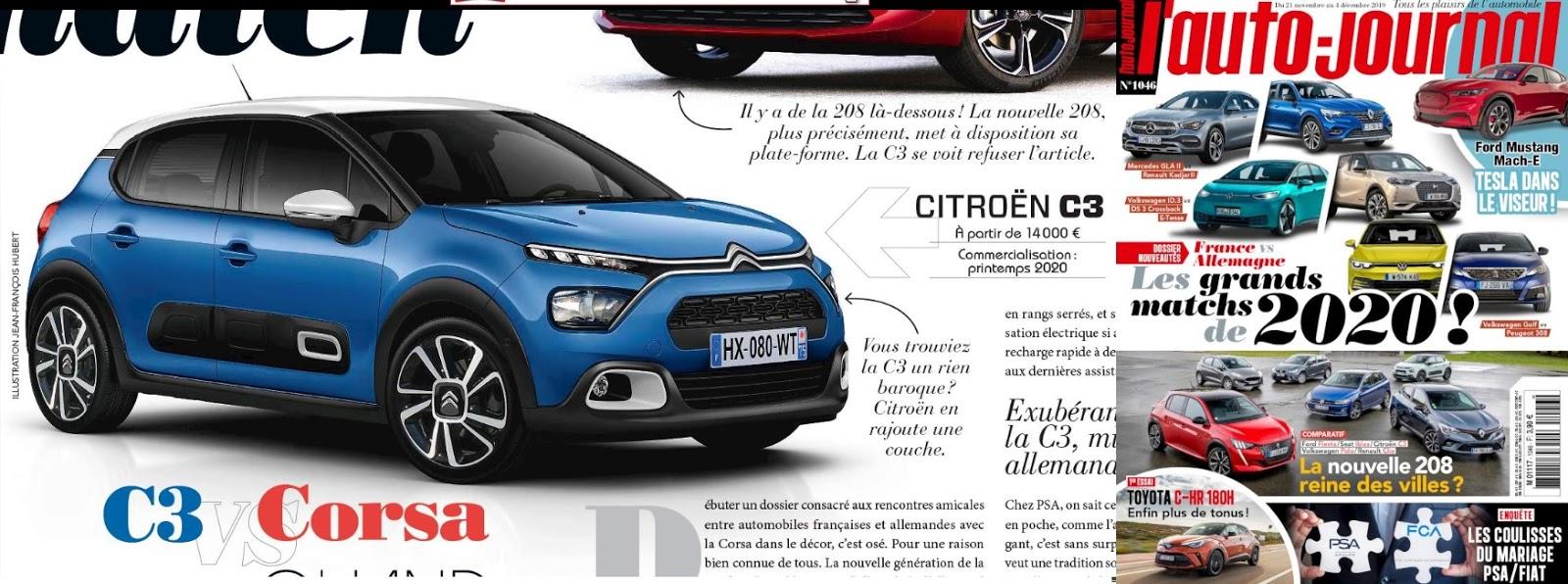 2020 - [Citroën] C3 III restylée  0.0007