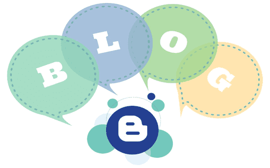 An overview of the term blog blogger and blogging.