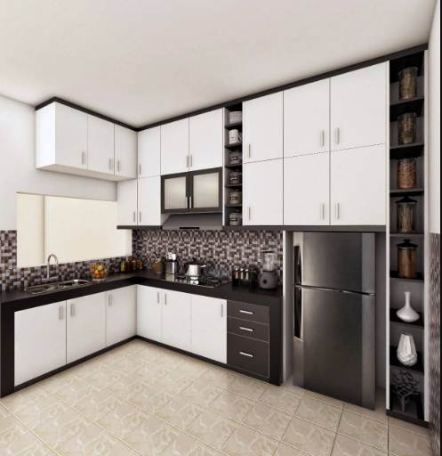 Ruangan Dapur Rumah Minimalis