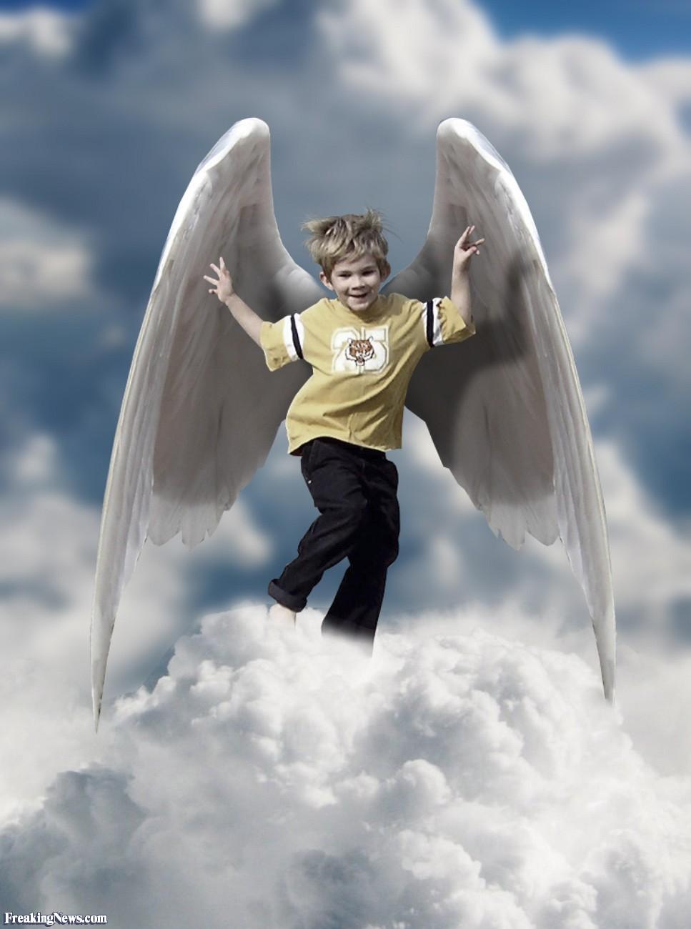 фото ангелов хранителей настоящих стоит забывать