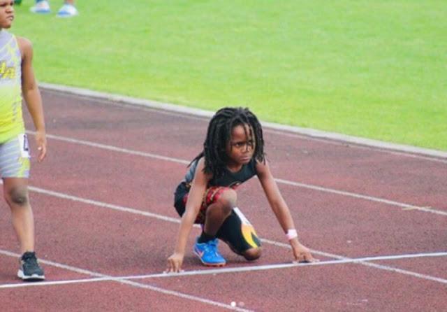 Αυτός είναι ο ταχύτερος 7χρονος στον κόσμο! Απίστευτες επιδόσεις – Προκαλεί τον Μπολτ (video)
