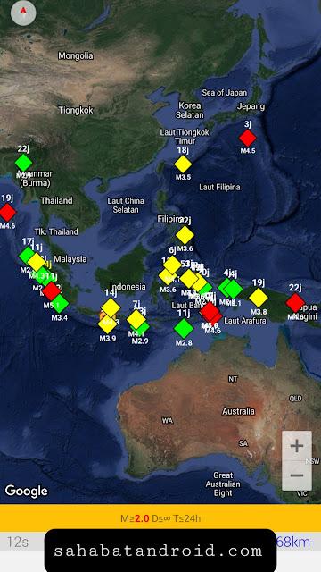 EARTHQUAKE NETWORK PREMIUM