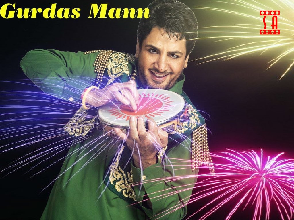 GURDAS MAAN FULL HD WALLPAPER FREE DOWNLOAD