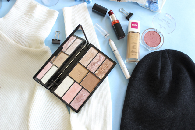 Makeup favourites in 2015