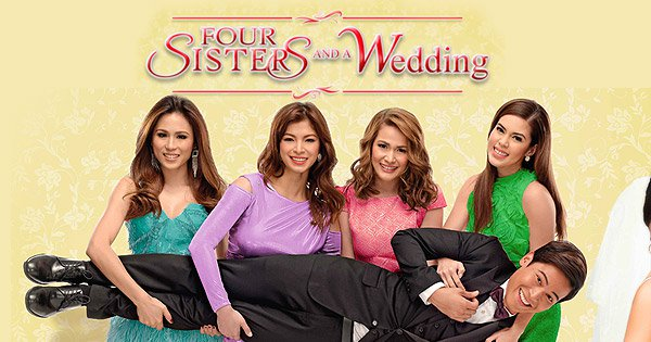 "Throwback: The Iconic Salazar Family Of ""Four Sisters And A Wedding"""